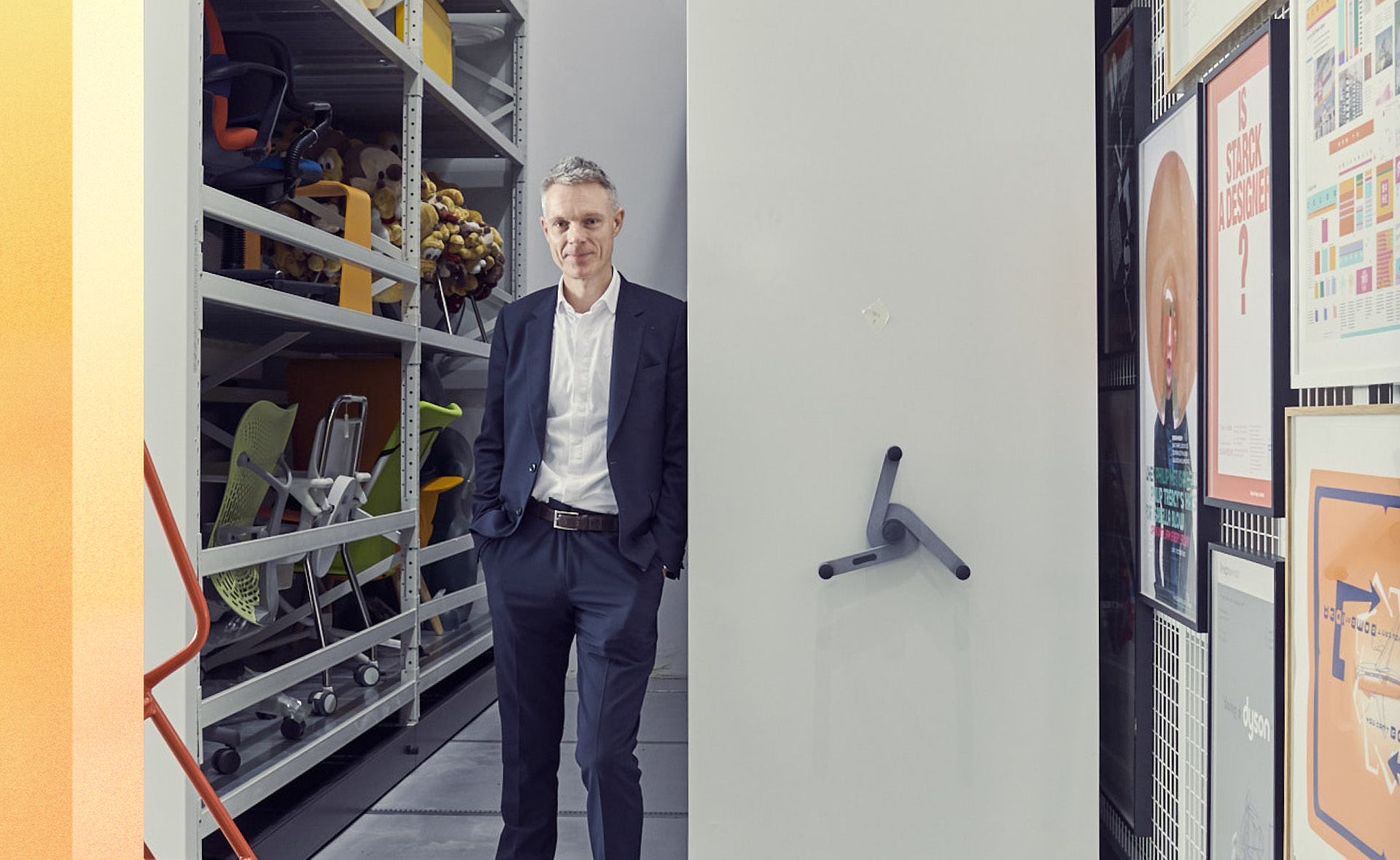 Tim Marlow, director and CEO of London's Design Museum