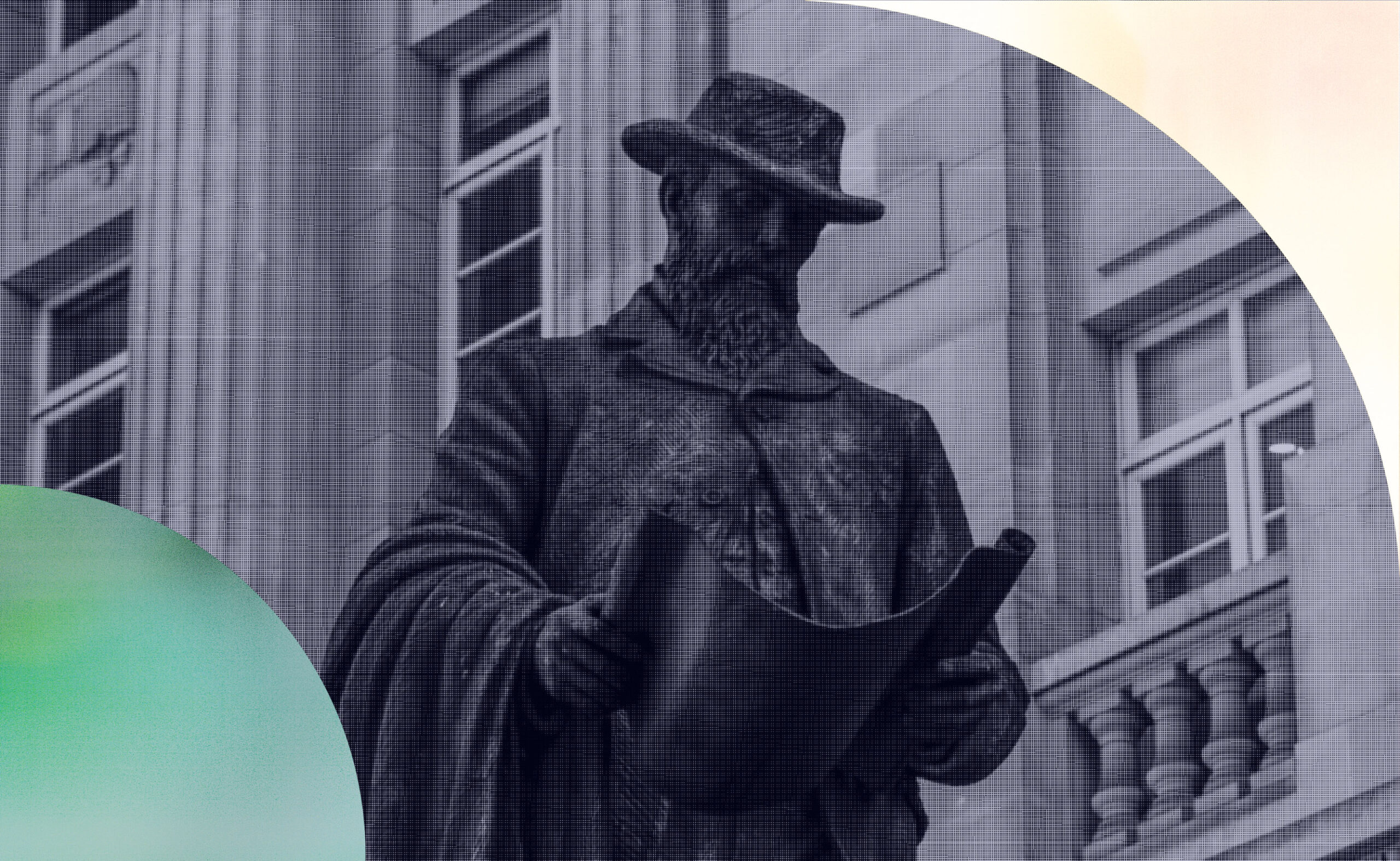 Statue of James Henry Greathead at The Royal Exchange