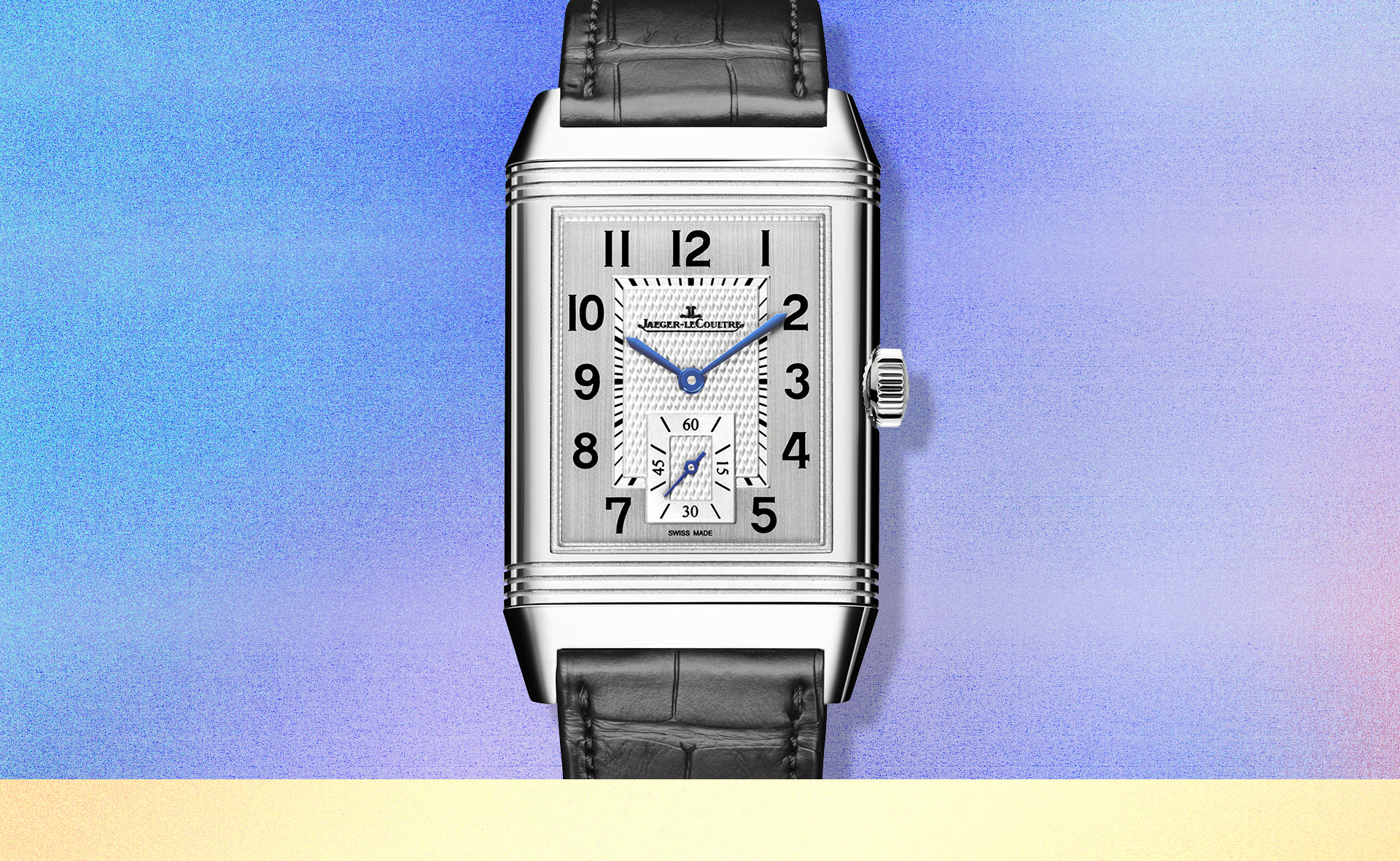 Jaeger-LeCoultre Reverso Classic Large Small Seconds watch